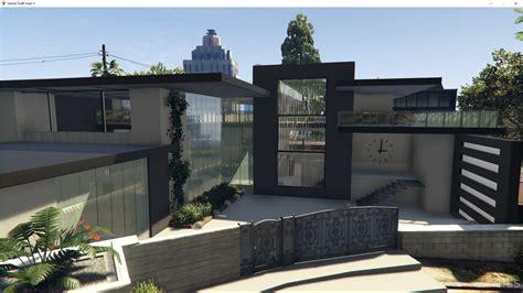 gta 5 houses west vinewood modern house gta5 mods com