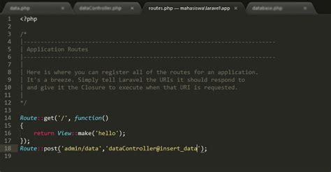 membuat web service dengan laravel membuat web service dengan php laravel wira setiawan