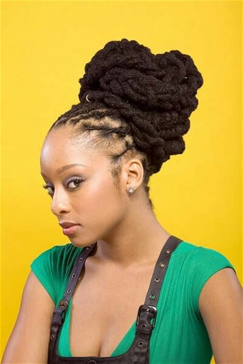 picture half afro half loc 325 best images about our wedding on pinterest updo
