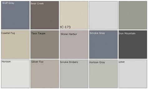 designer paint colors benjamin taupe gray paint color benjamin smokey taupe design