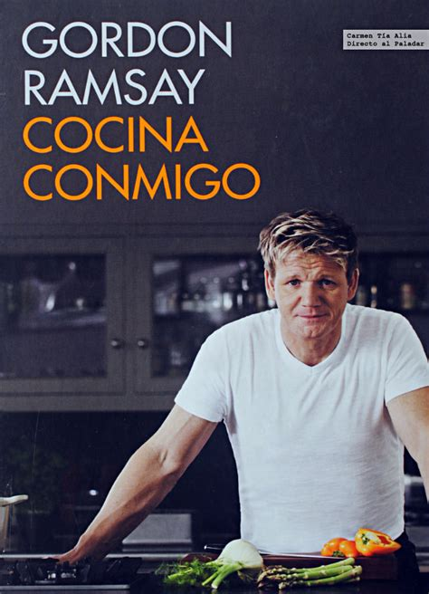 cocina conmigo gordon 8425350166 gordon ramsay cocina conmigo libro de cocina