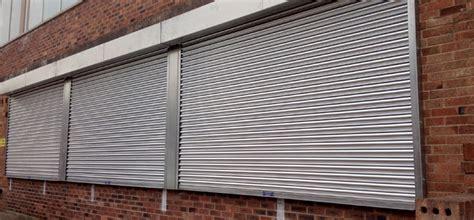 roller shutters lancashire automatic shutter installers