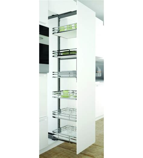 pull out colum units videolike pull out larder unit sige kitchen accessories