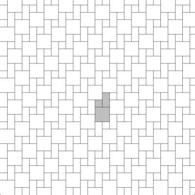 schema posa piastrelle schemi di posa ceramica conca