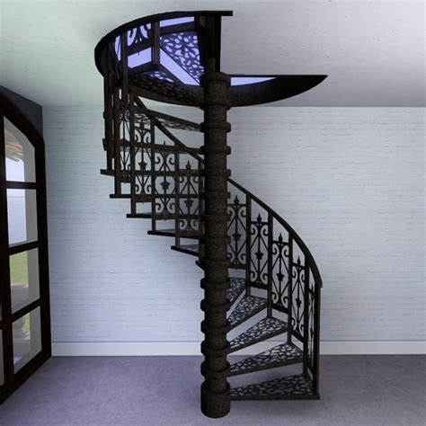 Benefits Of Wrought Iron Spiral Staircase ? Railing Stairs