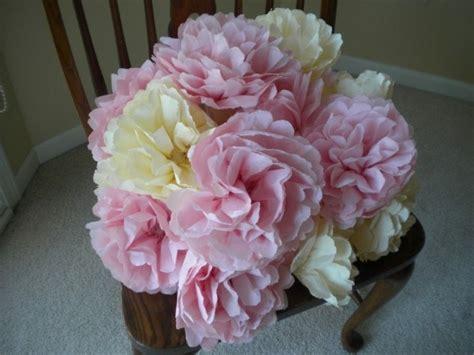fiori di carta velina come realizzarli come fare fiori con tovaglioli di carta fiori di carta