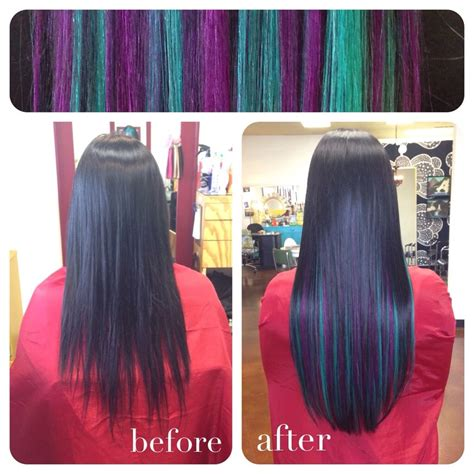 fusion hair extensions before and after before and after 22 quot keratin fusion hair extensions yelp