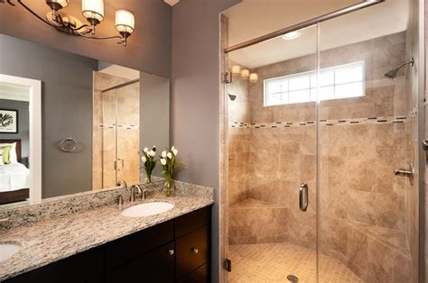 model homes bathrooms 39 best images about bathroom reno on pinterest double