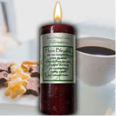 bless candles home bless affirmation candle