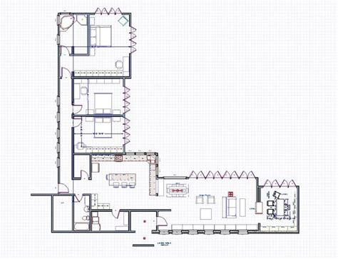 Frank Lloyd Wright Usonian Floor Plans | exceptional usonian house plans 3 frank lloyd wright house