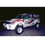 MITSUBISHI MOTORS/97DAKAR`AGADES`DAKAR RALLY Photo Libraly