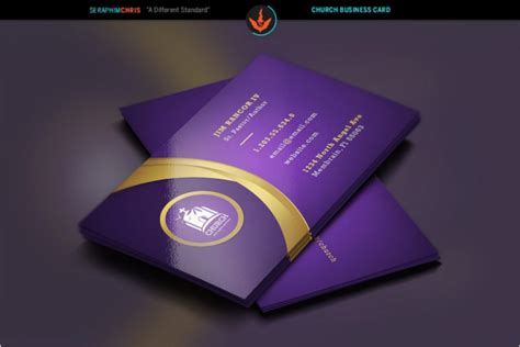 church business cards templates free 30 church business card templates free psd design ideas