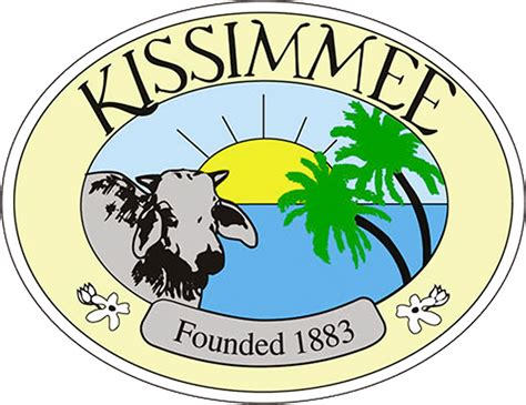 Kissimmee Records File Seal Of Kissimmee Florida Png Wikimedia Commons