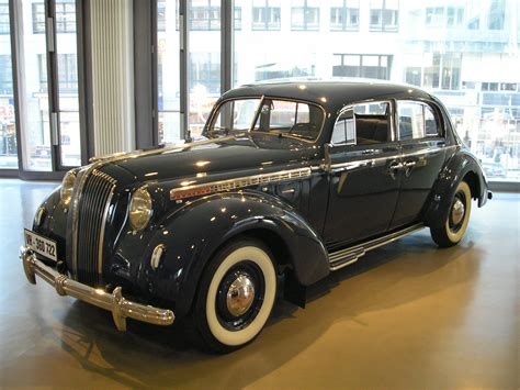 Opel Admiral 1938 Gallery