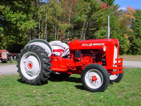 Ford 601 Workmaster by Windy Hill Restoration
