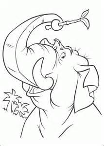 jungle book 2 coloring pages coloringpagesabc com