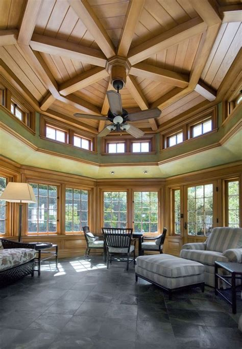 Sunroom Ceiling Fans by Sunroom Ceiling Fan Home Architecture Design