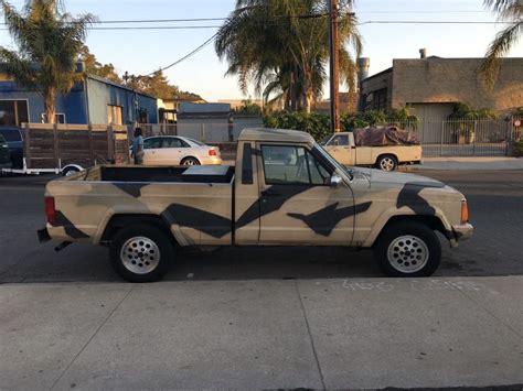 comanche jeep 2017 1989 jeep comanche na prodej