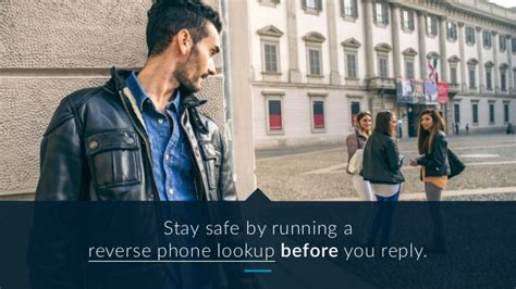 Safe Phone Lookup 4 Situations Where A Phone Lookup Will Save The Day