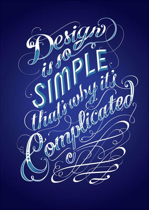 design is so simple design is so simple by grafficjam on deviantart