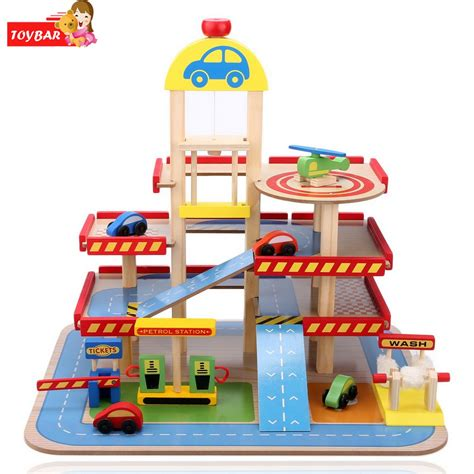 Wooden Garage For Toddlers by Buy Wholesale Parking Garage From China Parking