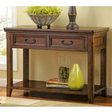 sofa table ashley furniture t478 4 ashley furniture woodboro sofa table charlotte