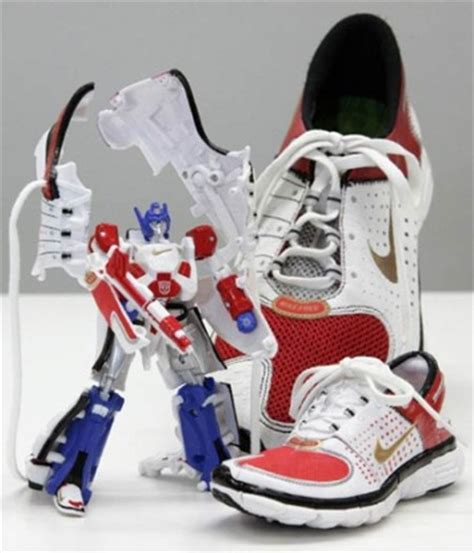 transformers sneakers fashion forward or fashion top 10 geeky shoes
