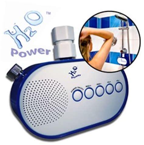 radio para ducha radio para la ducha que funciona s 243 lo con agua