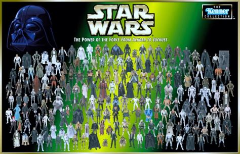the figure archive wars power of the 2 1995 2000 been