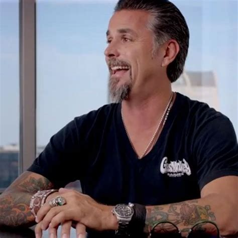 richard rawlings hair cut dodge challenger richard rawlings big talker commercial