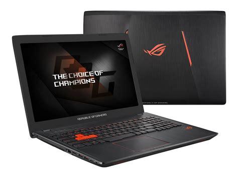 Laptop Asus Rog Strix asus rog strix gl553vd gaming laptop review