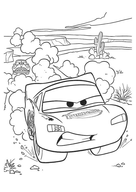 Lightning Mcqueen Coloring Pages 2 Coloring Pages To Print Colouring Pages Lightning Mcqueen