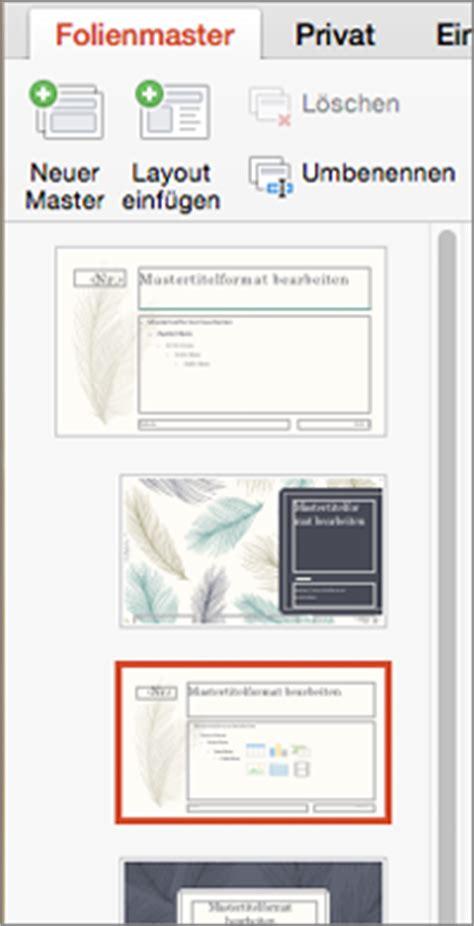 Powerpoint Design Vorlagen ändern Erstellen Oder 196 Ndern Folienlayouts In Powerpoint 2016 F 252 R Mac Powerpoint For Mac