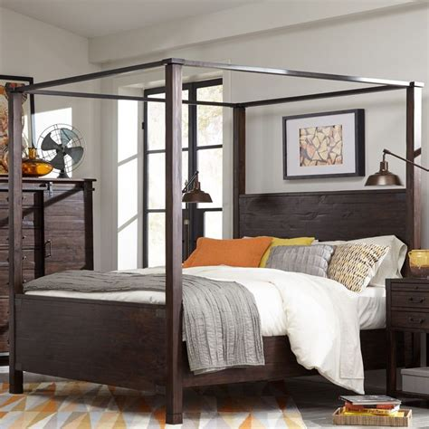 upholstered headboard bedroom sets inspirational queen canopy bedroom set bedfordob bedfordob 498 best design trend rustic modern images on pinterest