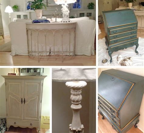 Chalk Paint Projects For The Home