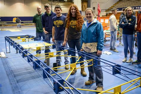 engineering competitions student design competition utc ranks 11th for all competitions and overall in asce