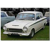 1963 Ford Cortina Photos Informations Articles