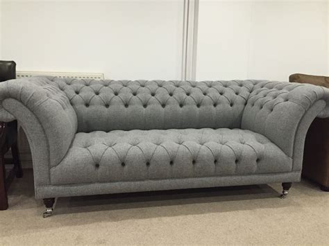 Want A Wool Chesterfield Chesterfield Sofa Showroom