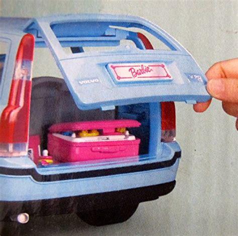 barbie cars with back barbie happy family volvo v70 vehicle van suv w car seat w