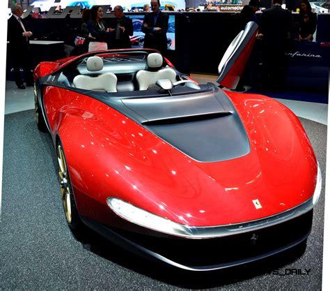 ferrari sergio concept to reality 2013 pininfarina sergio vs 2015
