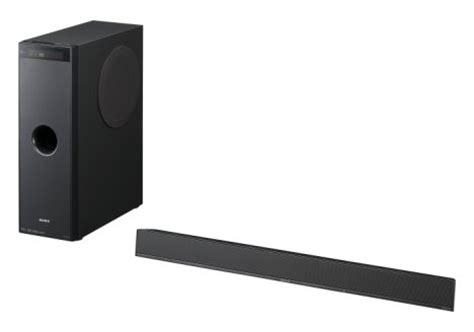 sony ht ct100 home theater system ubergizmo