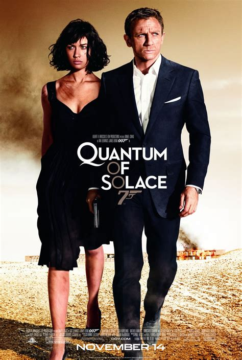 film james bond film quantum of solace poster 4