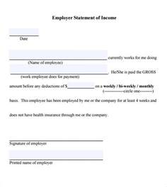 how to write a no income verification letter cover