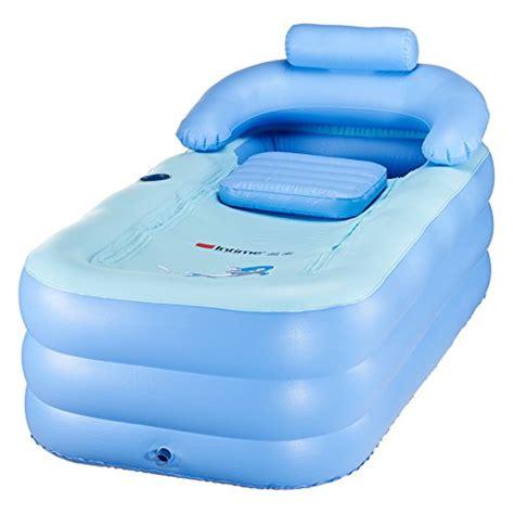 co z pvc portable folding bath tub with