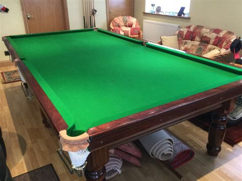 Snooker Table For Sale by 10 X 5ft Snooker Table For Sale Near Stourport On Severn