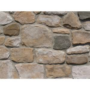 Lowes Bathroom Wall Panels Shop Ply Gem Stone Fieldstone 10 Sq Ft Autumn Faux Stone