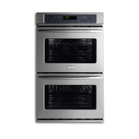 double oven cabinet lowes frigidaire wall oven on shoppinder