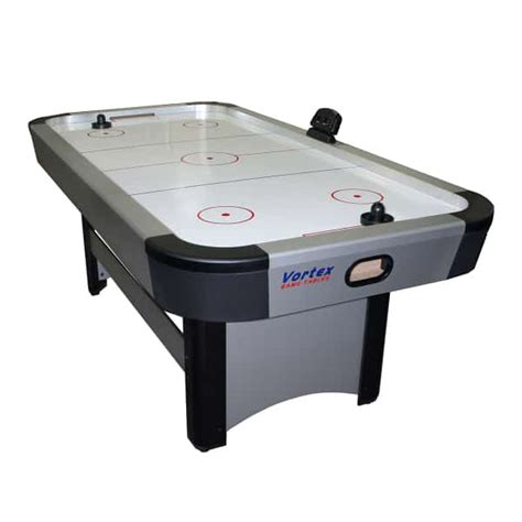 air hockey table length break away hockey table