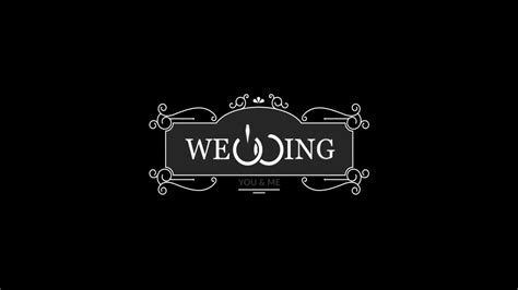 Wedding Title After Effects Project Free Download Youtube Wedding Title Templates