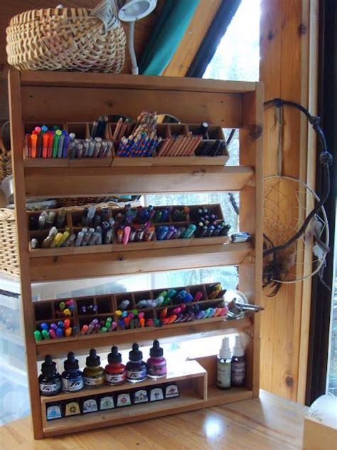 art desk with storage 121 best art studios images on pinterest